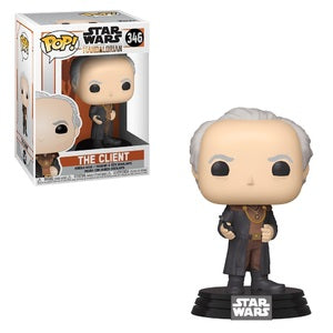 Star Wars The Mandalorian Pop! Vinyl Figure The Client [346]