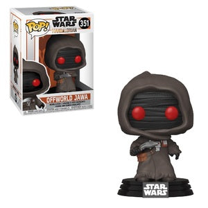 Star Wars The Mandalorian Pop! Vinyl Figure Offworld Jawa [351]