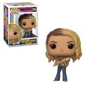 Birds of Prey Pop! Vinyl Figure Black Canary (Boobytrap Battle) [304]