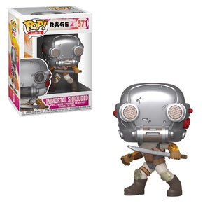 Rage 2 Pop! Vinyl Figure Immortal Shrouded [571]