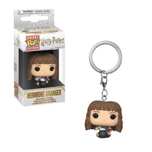 Harry Potter Pocket Pop! Keychain Hermione w/ Potions