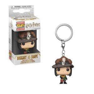 Harry Potter Pocket Pop! Keychain Snape as Boggart