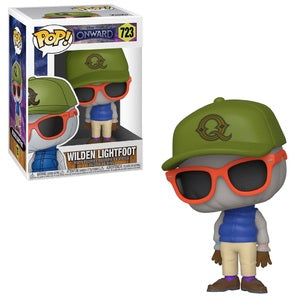 Onward Pop! Vinyl Figure Wilden Lightfoot [723]