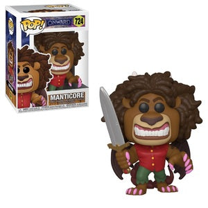 Onward Pop! Vinyl Figure Manticore [724]