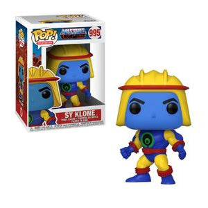 Masters of the Universe Pop! Vinyl Figure Sy-Klone [995] - Fugitive Toys