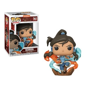 Legend of Korra Pop! Vinyl Figure Korra [761] - Fugitive Toys