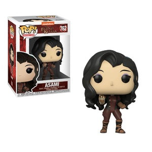 Legend of Korra Pop! Vinyl Figure Asami [762] - Fugitive Toys