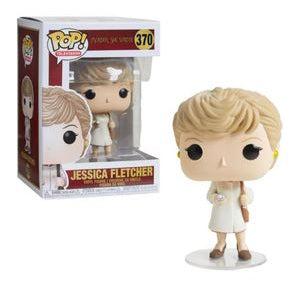 Murder She Wrote Pop! Vinyl Figure Jessica Fletcher [370]