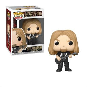 Slayer Pop! Vinyl Figure Jeff Hanneman [155]