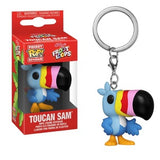 Ad Icons Pocket Pop! Keychain Toucan Sam - Fugitive Toys