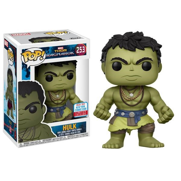Marvel Pop! Vinyl Figure Casual Hulk [Thor Ragnarok] [NYCC 2017 Exclusive] [253]