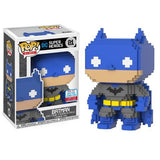 8-Bit Pop! Vinyl Figure Blue & Grey Batman [NYCC 2017 Exclusive] [1] - Fugitive Toys
