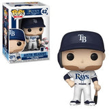 MLB Pop! Vinyl Figure Austin Meadows [Tampa Bay Rays] [42] - Fugitive Toys