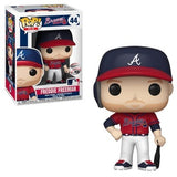 MLB Pop! Vinyl Figure Freddie Freeman (Alternate Jersey) [Atlanta Braves] [44] - Fugitive Toys
