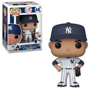 MLB Pop! Vinyl Figure Gleyber Torres [New York Yankees] [48] - Fugitive Toys