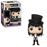 DC Pop! Vinyl Figure Zatanna [ECCC Shared Sticker] [316] - Fugitive Toys
