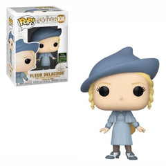 Harry Potter Pop! Vinyl Figure Fleur Delacour [ECCC Shared Sticker] [108] - Fugitive Toys