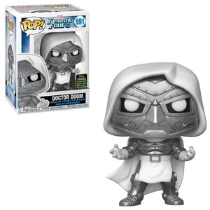 Fantastic Four Pop! Vinyl Figure Doctor Doom (God Emperor) [ECCC Shared Sticker] [591]