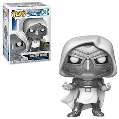 Fantastic Four Pop! Vinyl Figure Doctor Doom (God Emperor) [ECCC Shared Sticker] [591] - Fugitive Toys