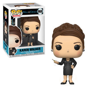Will & Grace Pop! Vinyl Figure Karen Walker [968]