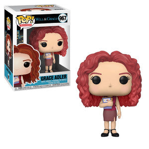 Will & Grace Pop! Vinyl Figure Grace Adler [967] - Fugitive Toys