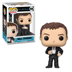 Will & Grace Pop! Vinyl Figure Will Truman [966]