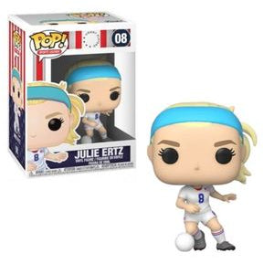 United States Woman's National Team Pop! Vinyl Figure Julie Ertz [08] - Fugitive Toys