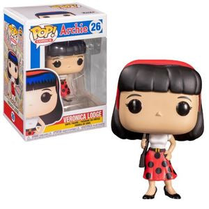 Archie Pop! Vinyl Figure Veronica Lodge [26]