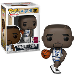 NBA Legends Pop! Vinyl Figure Shaquille O'Neal (Magic Home Jersey) [Orlando Magic] [81]