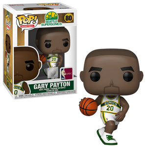 NBA Legends Pop! Vinyl Figure Gary Payton [Seattle Supersonics] [80]