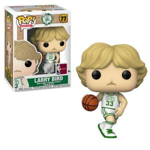 NBA Legends Pop! Vinyl Figure Larry Bird (Celtics Home Jersey) [Boston Celtics] [77] - Fugitive Toys