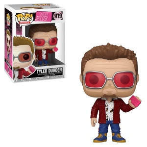 Fight Club Pop! Vinyl Figure Tyler Durden [919] - Fugitive Toys