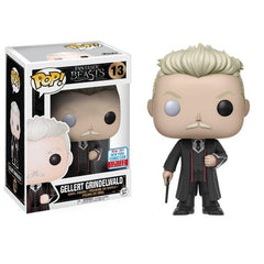 Fantastic Beasts Pop! Vinyl Figure Gellert Grindelwald [NYCC 2017 Exclusive] [13] - Fugitive Toys