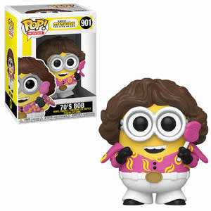 Minions: The Rise of Gru Pop! Vinyl Figure 70's Bob [901]