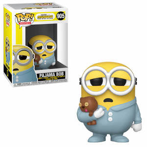 Minions: The Rise of Gru Pop! Vinyl Figure Pajama Bob [905]