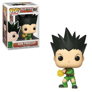 HUNTERxHUNTER Pop! Vinyl Figure Gon Freecss (Jajank) [651]