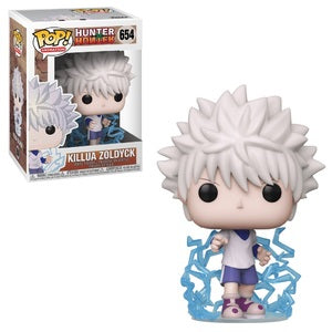 HUNTERxHUNTER Pop! Vinyl Figure Killua Zoldyck [654]