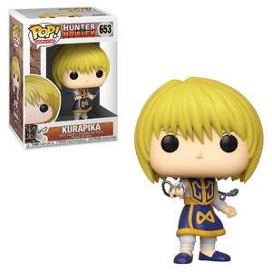 HUNTERxHUNTER Pop! Vinyl Figure Kurapika [653] - Fugitive Toys