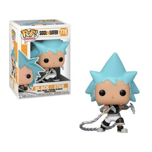 Soul Eater Pop! Vinyl Figure Black Star [778] - Fugitive Toys