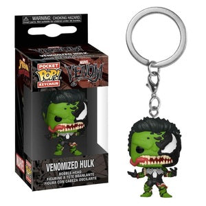 Venom Pocket Pop! Keychain Venomized Hulk