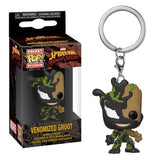 Spider-Man: Maximum Venom Pocket Pop! Keychain Venomized Groot - Fugitive Toys