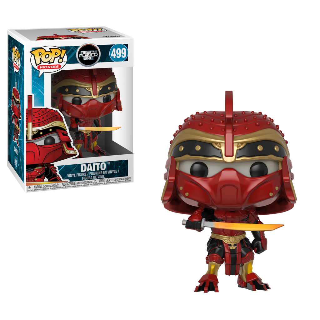 Ready Player One Pop! Vinyl Figure Daito [499]