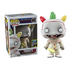 American Horror Story: Freak Show Pop! Vinyl Figure Unmasked Twisty [SDCC 2015 Exclusive]