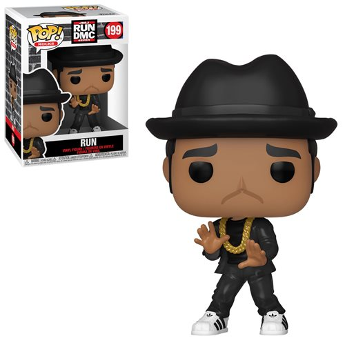 Rocks Pop! Vinyl Figure Run [Run DMC JMJ 4Ever] 199