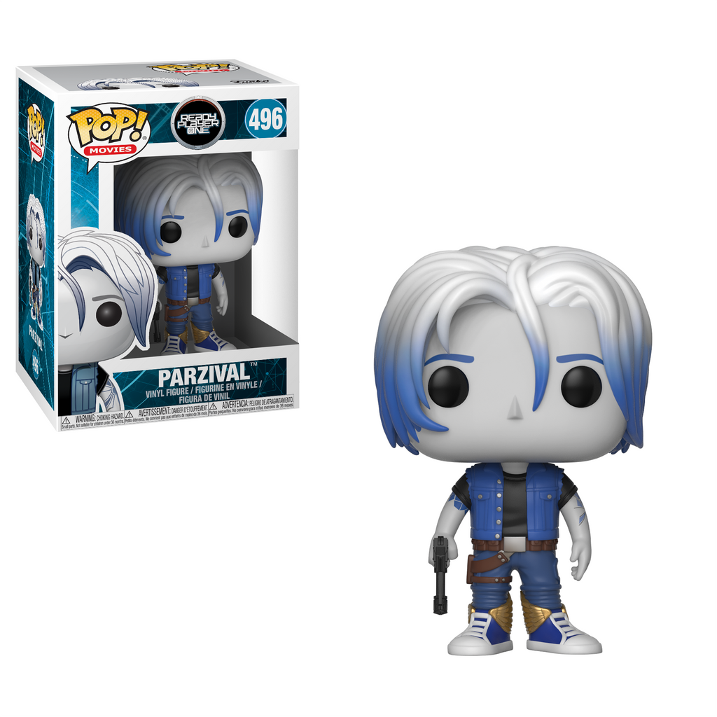 Ready Player One Pop! Vinyl Figure Parzival [496]