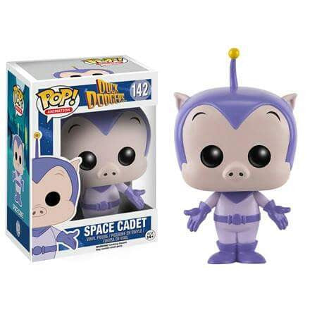 Duck Dodgers Pop! Vinyl Space Cadet