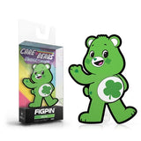Care Bears Unlock the Magic: FiGPiN Mini Enamel Pin Good Luck Bear [M55] - Fugitive Toys