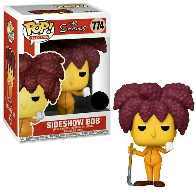 The Simpsons Pop! Vinyl Figure Sideshow Bob [774]
