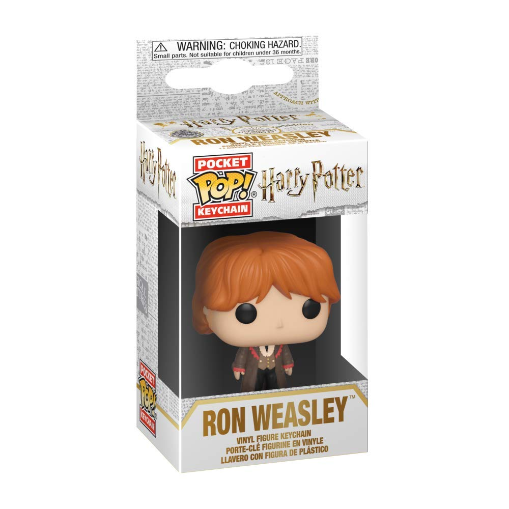 Harry Potter Pocket Pop! Keychain Ron Weasley (Yule Ball)