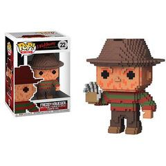 8-Bit Pop! Vinyl Figure Freddy Krueger [Nightmare on Elm Street] [22] - Fugitive Toys